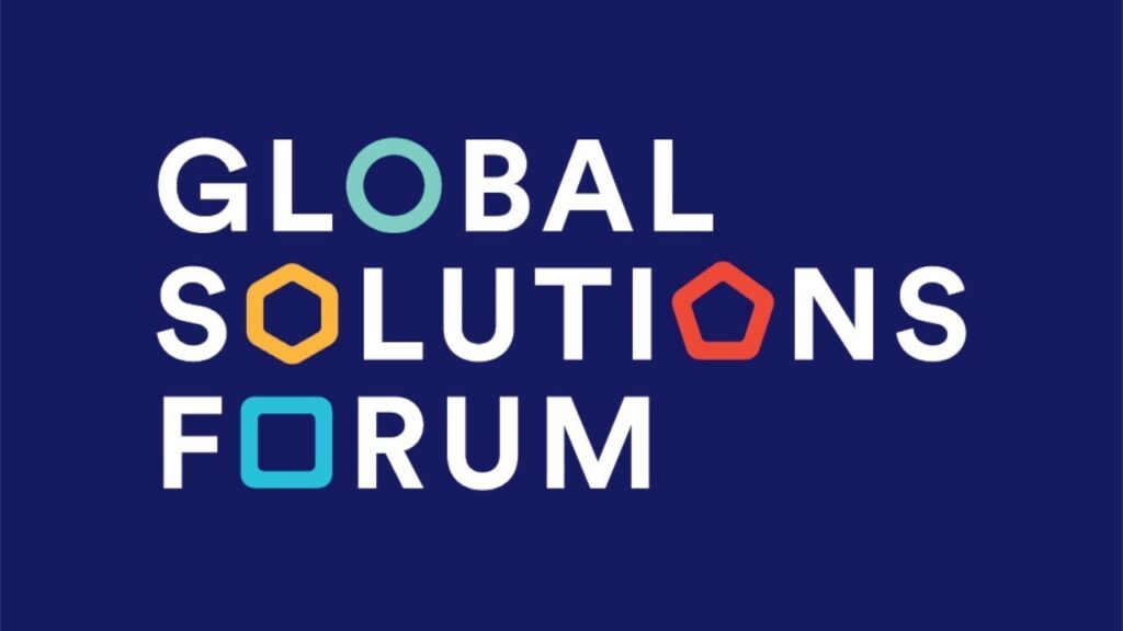 Global Solutions Forum (GSF) 2019