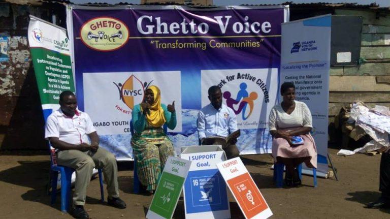 Network for Active Citizens (NAC), Uganda