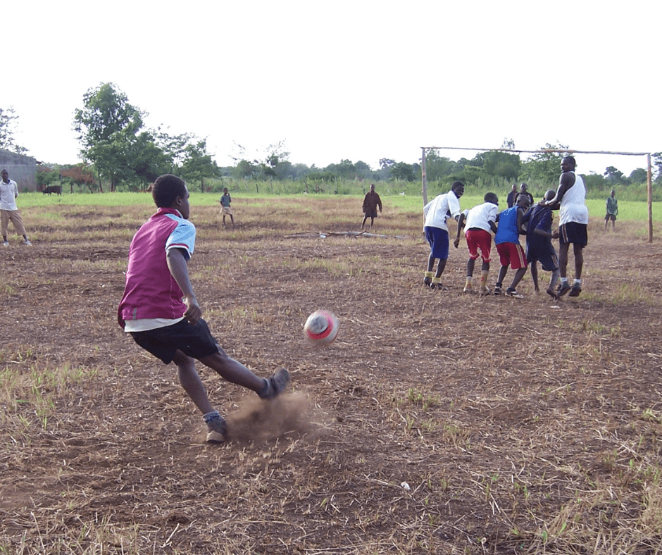 Mayuge RISE Youth Soccer league